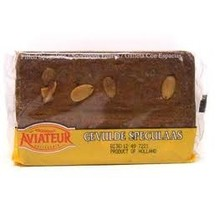 Aviateur Almond Filled Speculaas 8.8 oz