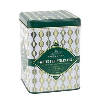 Harney & Son H&S Holiday White Tea Sachets 20 Ct