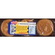 Aviateur Amsterdam Delight almond tarts 9.2 oz