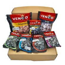 Gift Basket Venco Dutch Licorice Sampler