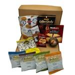 Gift Basket Coffee & Cookies Basket