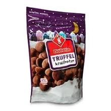 Bolletje Truffel Chocolate Shortbread Nuts 7 oz bag