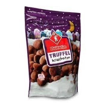 Bolletje Truffel Chocolate Shortbread Nuts 7 oz bag