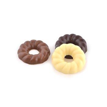 Rijkenberg Kerst Chocolade Kransjes - 5.3 Oz