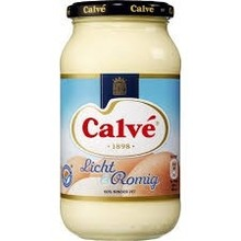 Calve Light Mayonaise Jar - 15.2 oz