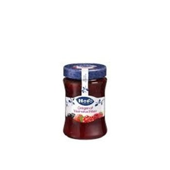 Hero Original 4 Fruits Jam - 11.9 oz jar