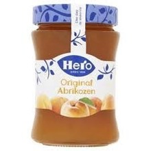 Hero Original Apricot Jam - 11.9 oz Jar