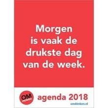 2018 Agenda - The Thinking Calendar