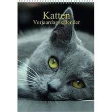 Cats Birthday Calendar
