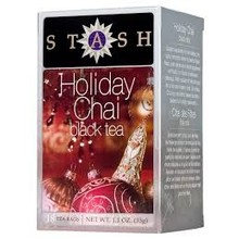 Stash Holiday Chai Black Tea 18 ct