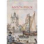 Anton Pieck Old Harbor Birthday Calendar
