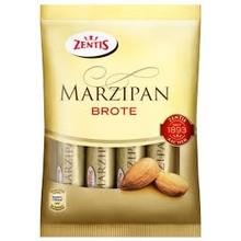 Zentis Marzipan Mini Bars - 3.5 Oz bag