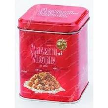 Amaretti Virginia Amaretto cookies 4.4 oz tin