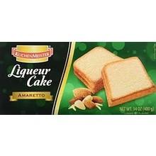 Kuchenmeister Amaretto Liqueur Cake - 14 Oz box