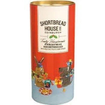 House of Edinburgh Holiday Shortbread Canister - 7 Oz