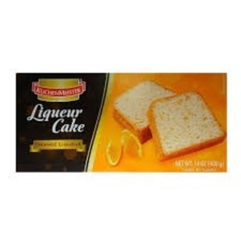 Kuchenmeister Orange Liqueur Cake - 14 Oz box