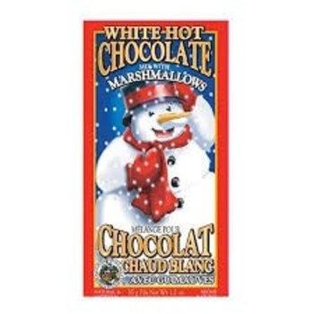 Gourmet Village White Hot Chocolate with Marshmallows 1.2 Oz