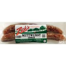 Zicks Mettwurst - 16 oz