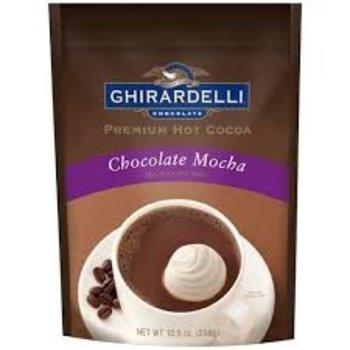 Ghirardelli Mocha Chocolate Cocoa Pouch - 10.5 OZ