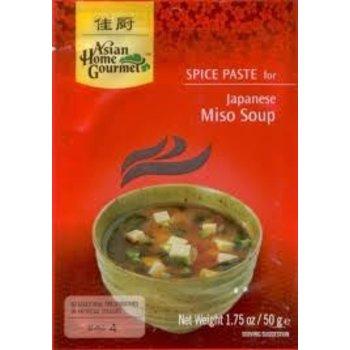 Asian Home Gourmet Japanese Miso Soup  - 1.75 OZ