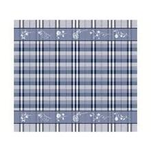 DDDDD Blue Cat Tea Towel  24x25