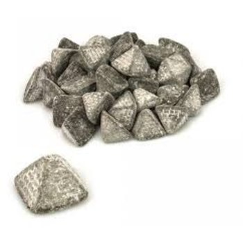 Venco Piramides Licorice - 2.2 Lbs Bag