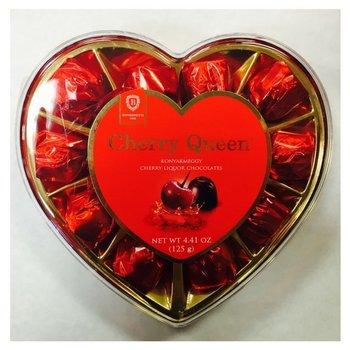 Royal Cherry Dark Chocolate Cherry Heart - 4.4 Oz