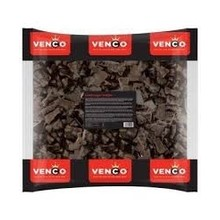 Venco Licorice Limburgse Cats Bag 2.2 Lb