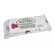 Walters Cranberry Nougat 1.8 oz bar