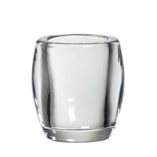 Bolsius Glass Tealight Holder Clear 3 inch x 2.8 inch