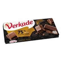 Verkade Extra Dark bar 3.9 oz