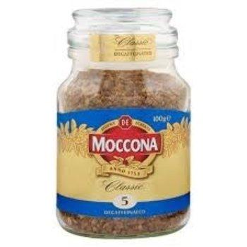Douwe Egberts Moccona Decaf Instant coffee 3.5 oz jar
