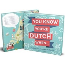 SDPL You Know You're Dutch When - Book 207 pages