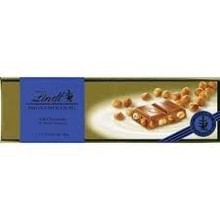 Lindt Milk Chocolate with Hazelnuts - 10.5 Oz Bar