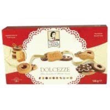 Italian Fine Pastry Dolcezze Cookie Assortment - 4.4 Oz box