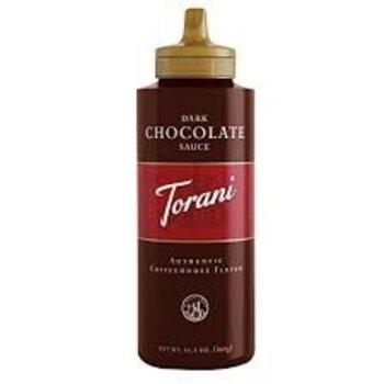 Torani Dark Chocolate Sauce - 6.5 OZ