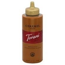 Torani Caramel Sauce - 16.5 OZ