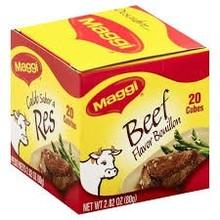 Maggi Beef Boulion cubes 20 per box