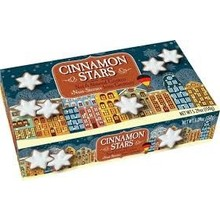 Wicklein Cinnamon Stars nut and almond cookies 5.3 oz Were $6.99