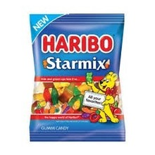 Haribo Starmix Gummies - 5 Oz bag