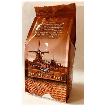 Goudas Gilde Mini Stroopwafels 4.9 oz ind wrapped  Reg 2.49