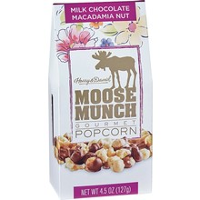 Harry & David Milk Chocolate Macadamia Nut Moose Munch - 4.5 Oz Box
