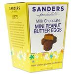 Sanders Mini Milk Chocolate Peanut Butter Eggs - 6 Oz