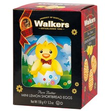 Walkers Mini Lemon Shortbread Eggs- 5.3 oz