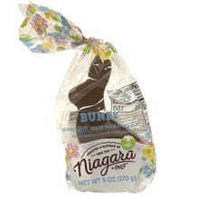 Niagara Solid Milk Chocolate Bunny - 6oz