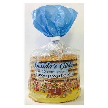 Goudas Gilde Caramel Wafers - 10 CT 14.1 oz