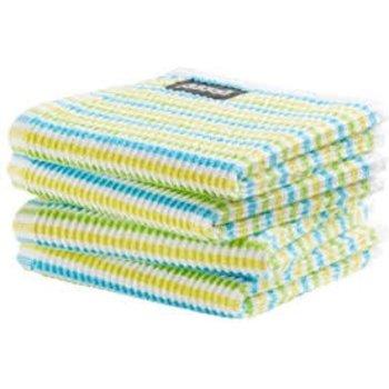 DDDDD Dish Cloth Bright Stripe 30x30cm