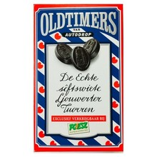 Old Timers Oldehove Licorice 8 oz box