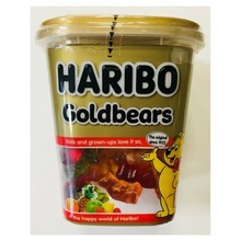 Haribo Goldbears - gummy bears 6 oz tub