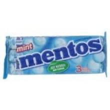 Van Melle Peppermint Mentos 3 Pack - 3 Pack